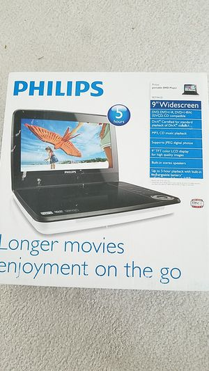 PHILIPS WIDESCREEN DVD for Sale in Walled Lake, MI