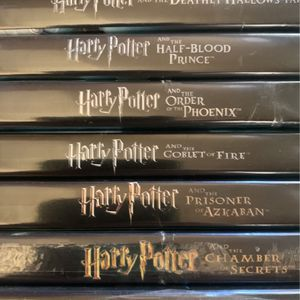 Harry Potter 8 Movie DVD Collection for Sale in Long Beach, CA