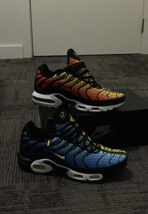Nike Air Max Plus TN SE (Fire & Ice) Men's size 11 for Sale in Washington, DC