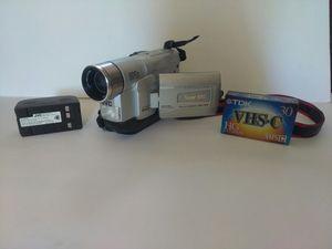 Vintage JVC Cam Corder VHS-C for Sale in El Paso, TX