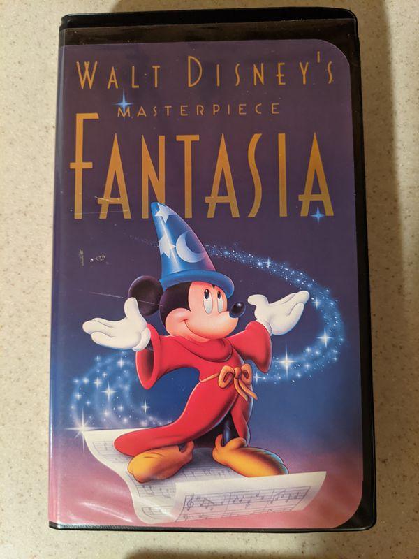Walt Disney's VHS tapes - Lot of 15