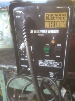 Chicago elections welder for Sale in Philadelphia, PA