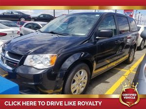 2016 Dodge Grand Caravan for Sale in Temple Hills, MD