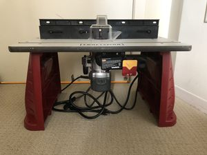 ROUTER AND ROUTER TABLE for Sale in Greenbelt, MD