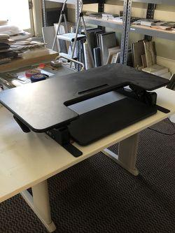 "Standing Desk Converter - 36""Wx22""D for Sale in San Francisco,  CA"