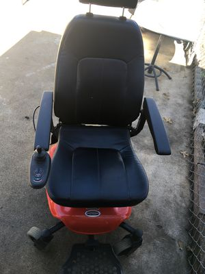 electric wheelchair shoprider streamer new batteries for Sale in Irving, TX