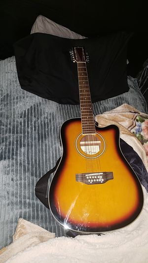 12 string electric guitar for Sale in Modesto, CA