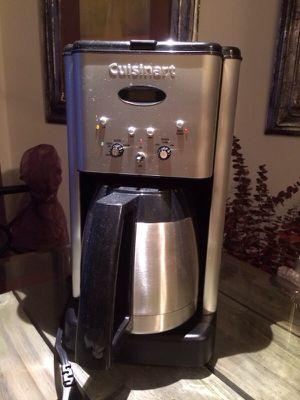 Coffee maker cuisinart for Sale in Atlanta, GA