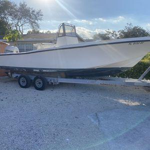 1984 mako 224 for Sale in Miami, FL