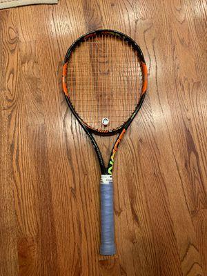 Wilson Burn 100S Tennis Racket for Sale in Cumming, GA