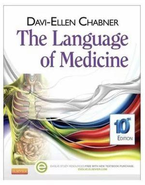 The language of medicine 10th e for Sale in Perris, CA