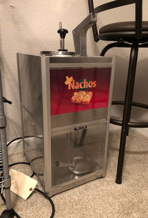 Nacho Machine for Sale for sale  Houston, TX