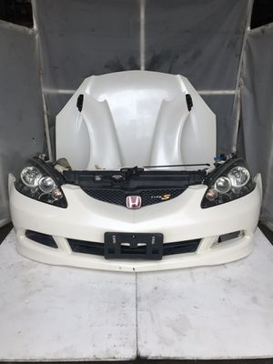 2005-2006 jdm acura Rsx type S front end bumper headlight dc5 Type R k20a for Sale in Orlando, FL