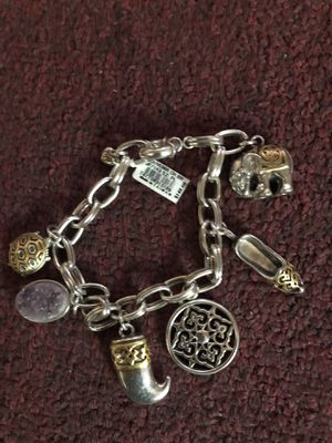 New charm bracelet worth 142 for Sale in Hemet, CA