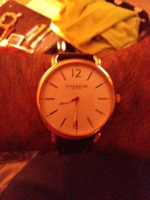 Coach mend dress watch new for Sale in Phoenix, AZ