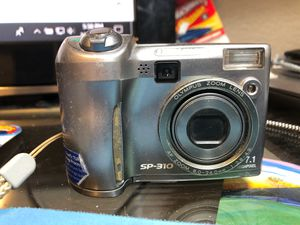 Olympus SP-310 7MP Digital Camera for Sale in Gold Canyon, AZ