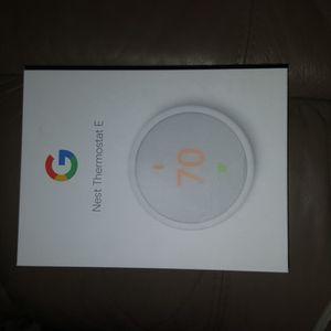 Google Nest Thermostat Nib for Sale in Peoria, IL