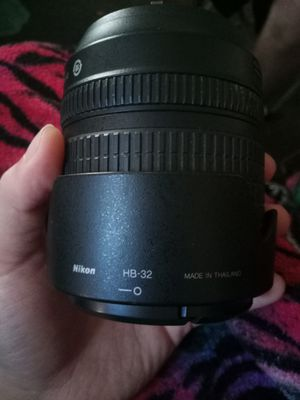 Nikon camera lens DX- 18-105MM for Sale in Indianapolis, IN