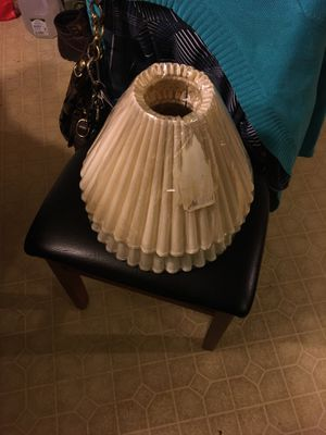 2 lamp shades for Sale in Greensboro, NC