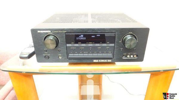 Marantz sr6400 u1b no remote