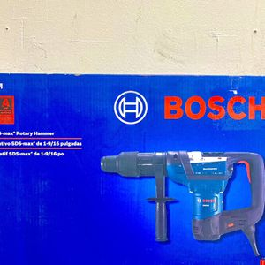 Rotary Hammer Drill 1 9/16 Sds Bosch 12a Amp for Sale in Houston, TX