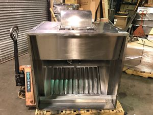 "Restaurant Equipment- 42"" Ventless Hood System for Sale in Lexington, KY"