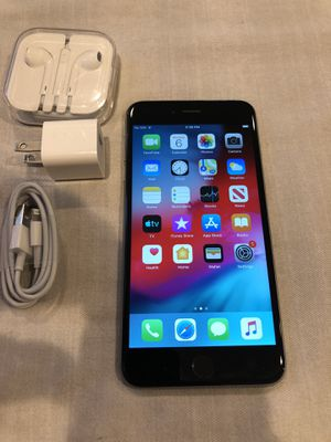 iPhone 6 Plus 16 g like new Unlocked for Sale in Arlington Heights, IL