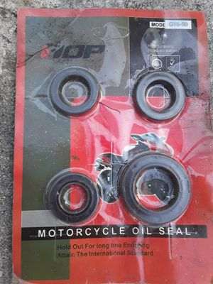 Scooter oil seals for Sale in Gulfport, FL