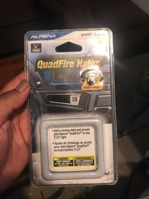 Quad fire haloz for Sale in Triangle, VA
