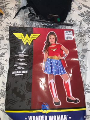 Wonder Woman costume for kids for Sale in South Gate, CA