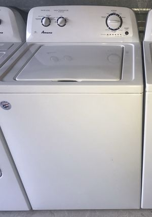 💫 Amana (By Whirlpool) Washer 💲200 💫 for Sale in Arlington, TX