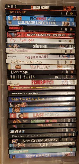 L@@K, DVD Deal! 68 DVD'S for Sale in Rockledge, FL