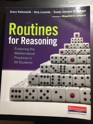 Routines for Reasoning for Sale in Seattle, WA