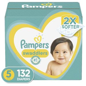 Pampers Swaddlers Size 5- Diapers - Pañales for Sale in Downey, CA