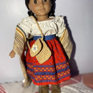 American Girl Doll Josefina Three Outfits And Accessories Plus Extra Clothes for Sale in River Grove, IL