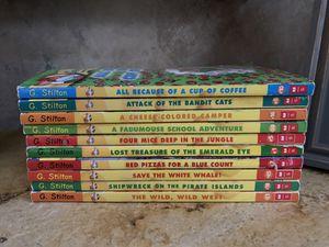 Geronimo Stilton Children's Chapter Books for Sale in Cave Creek, AZ