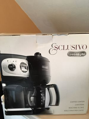 Expresso and coffee maker new in box for Sale in Fall River, MA