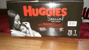 Box huggies special delivery #1 for Sale in Glenarden, MD