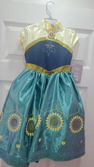 Disneys Anna Frozen costume Halloween for Sale in Weston, FL