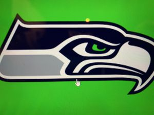 Seahawks vs Saints 9/22 for Sale in Woodinville, WA