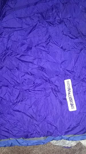 Sierra designs sleeping bag and cover. for Sale in Yelm, WA
