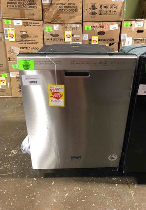 💲Maytag Front Control Stainless Steel Dishwasher QKQ3G for Sale in Los Angeles, CA