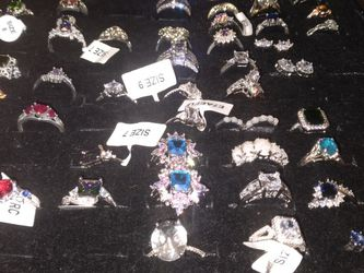 60+ Stamped 925 Sterling Silver Rings for Sale in Pensacola,  FL