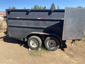 dump trailer for Sale in Riverside, CA