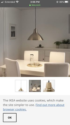 Pendant lights for Sale in Ontario, CA
