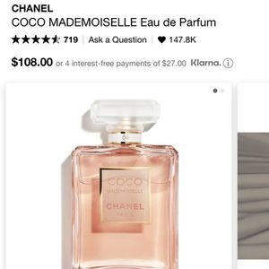 Coco Chanel Perfume for Sale in Brooklyn, NY
