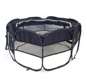 Portable folding outdoor Pet Playpen with zipper door for Sale in Oxford, NC