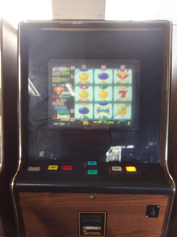 Slot machines for sale in wisconsin