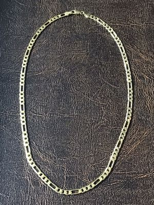 """Gold chain 14kt gold necklace 18"""" (plated) for Sale in Oakland Park, FL"""