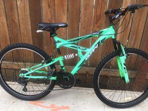 """Green 26"""" Huffy mountain bike for Sale in Menifee, CA"""